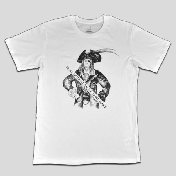 T-Shirt Pirata Fronte - HL Café