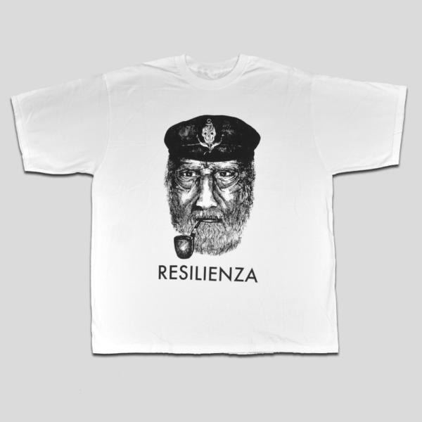 T-Shirt Resilienza Fronte - HL Café